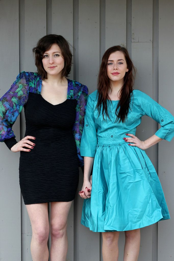 vintage holiday looks for 2013 | grey dog, a vintage boutique #partydress