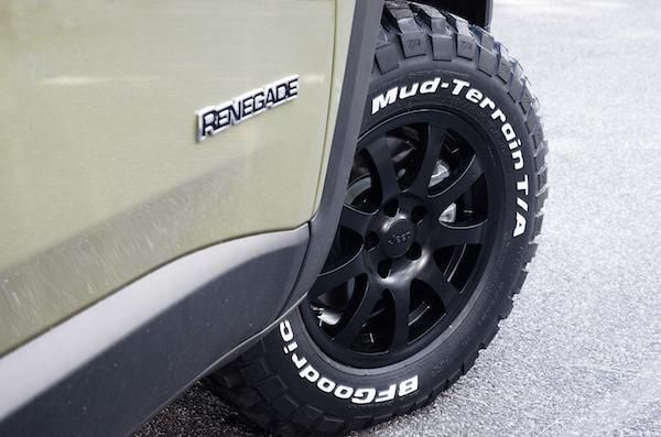jeep renegade offrad tuning jeep renegade jeep. Black Bedroom Furniture Sets. Home Design Ideas