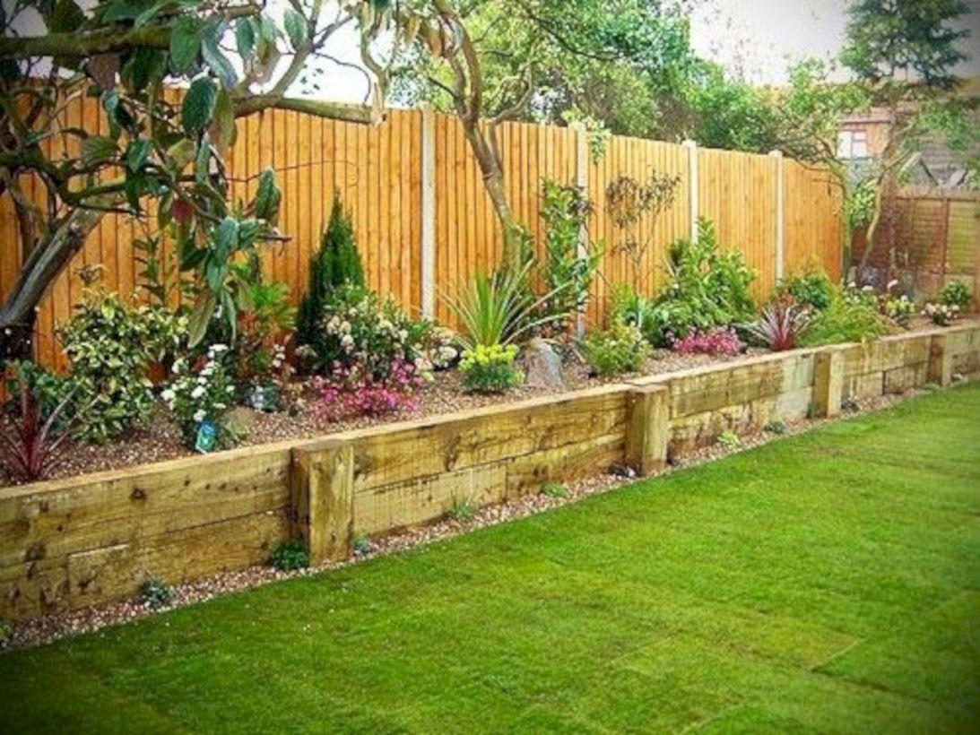 6 façons de retenir la terre dans son jardin | Retaining walls ...