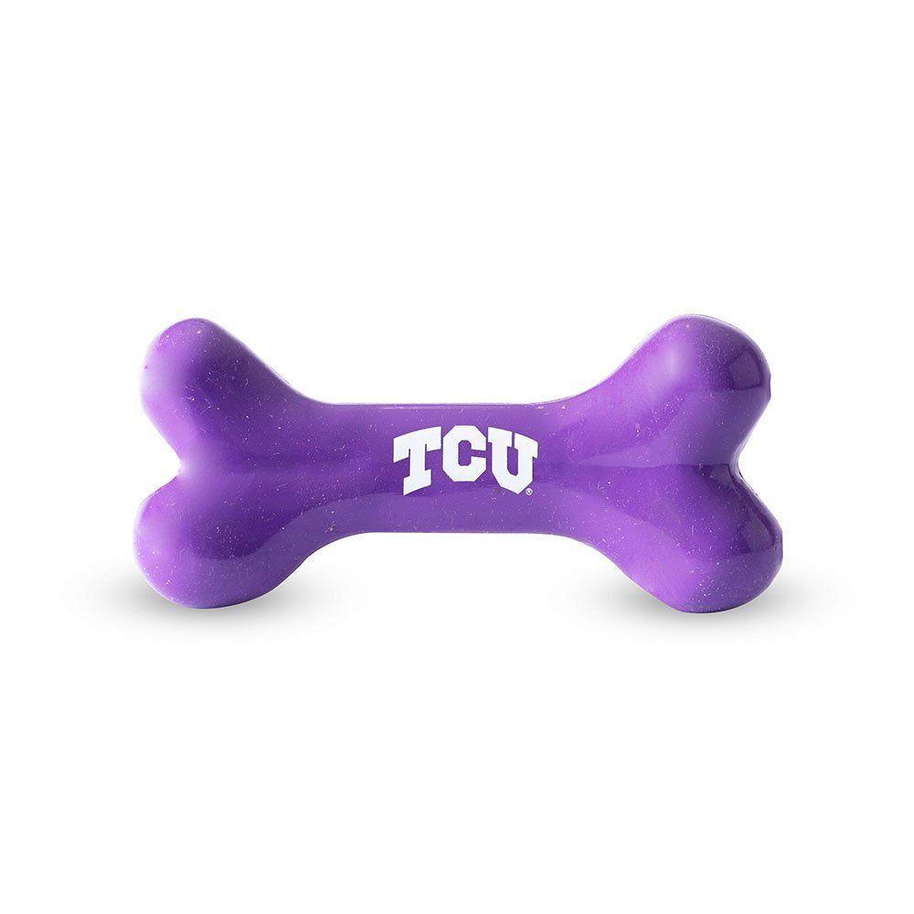 Planet Dog Tcu Orbee Tuff Funny Bone 6 Purple You Can Get