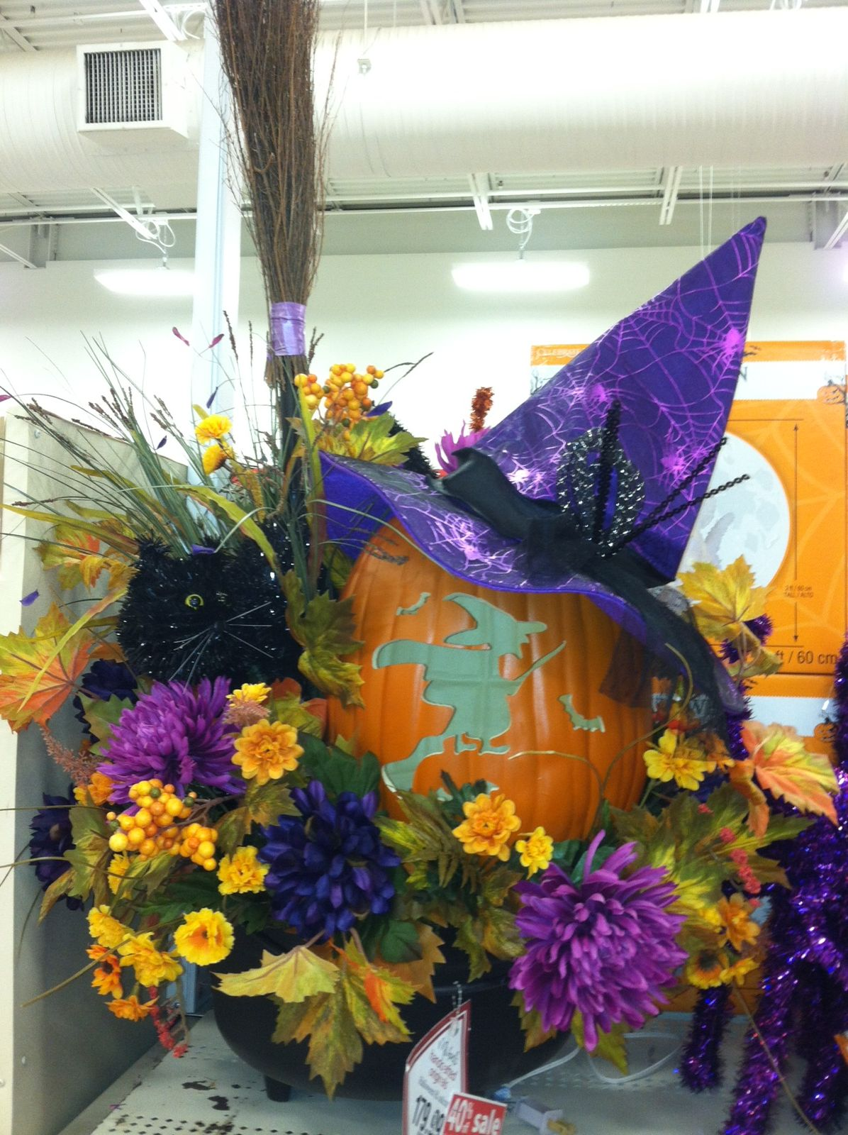 Talented Michael\u0027s Designers - Halloween Made by Debbie in Paramus - michaels halloween decorations