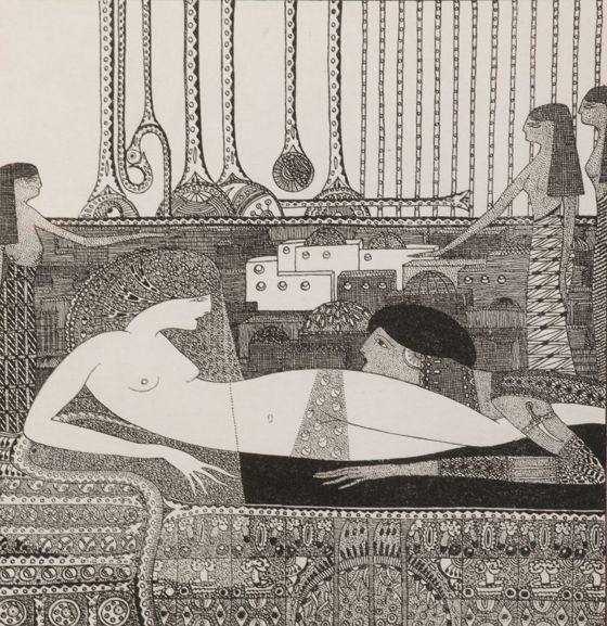 Attila Sassy (Aiglon) / Opium Dreams