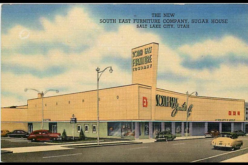 My Grandpa S Furniture Store In Holladay Salt Lake City Utah