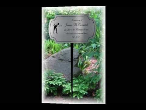 Memorial Plaques and Graveside Plaques