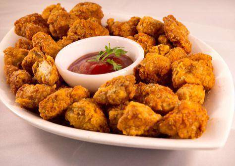 Kfc Chicken Pop Corn Recipe Www Yummyfoodrecipes In Kfc Chickenpopcorn Recipe Kfcchicken Popcorn