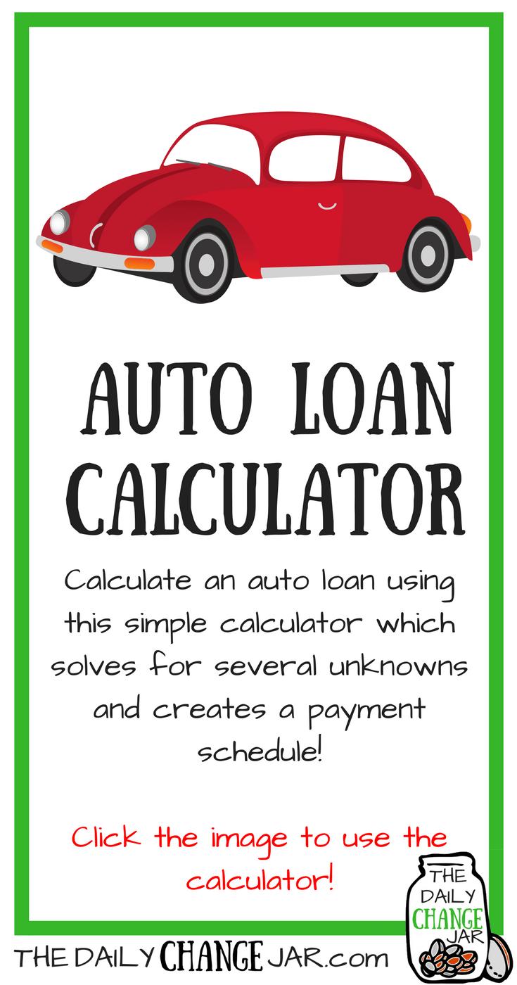 Financial Calculators Financial Calculators Car Loan Calculator Investing