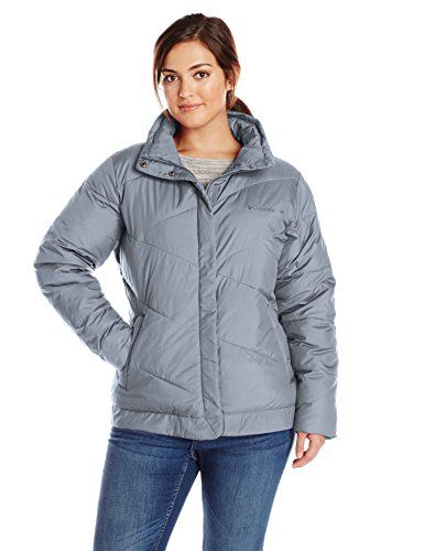 2ab7b9750ab Columbia Women s Plus-Size Snow Eclipse Jacket Plus     Check out the image  by visiting the link.