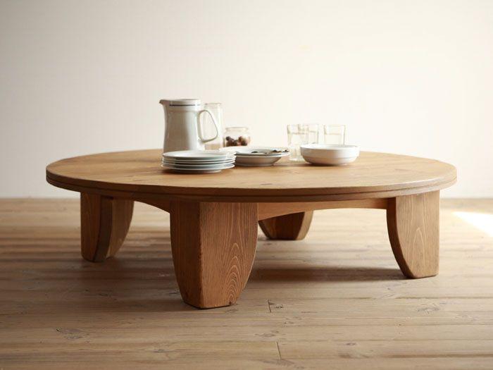 GALA Circle table (custom order) - Hiromatsu online shop | MESAS ...