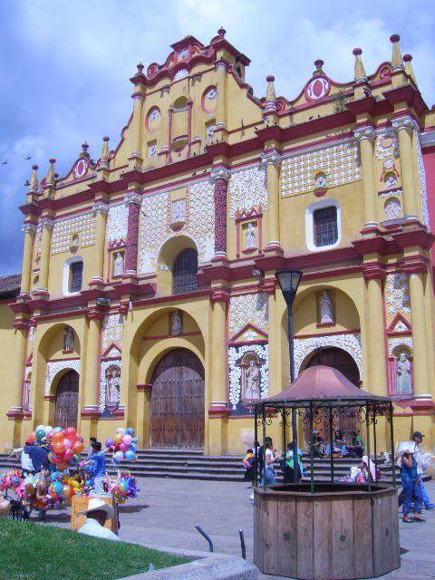 San Cristobal de las Casas, Chiapas, Mexico, near the ...