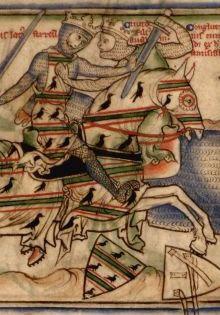 Bible dd'Edouard le Confesseur 1232