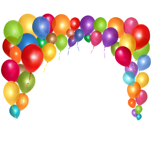 Party Balloons Cartoon Clip Art Images Are Free To Copy