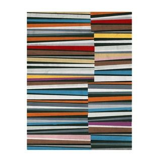 These Rugs Offer A Rich Style With Thick 100 Wool Choose One Whether You Re Accessorizing An Office A Contemporary Ho Modern Area Rugs Modern Rugs Area Rugs