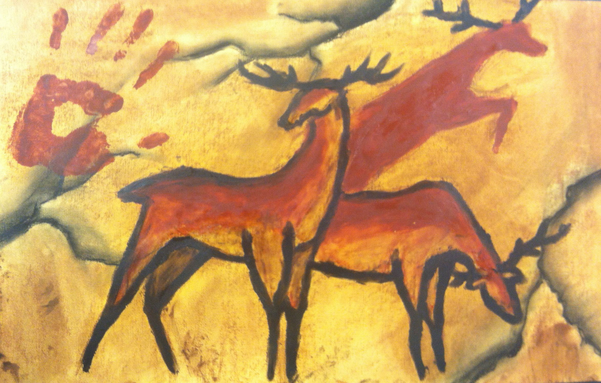 Image result for prehistoric cave paintings symbols ...