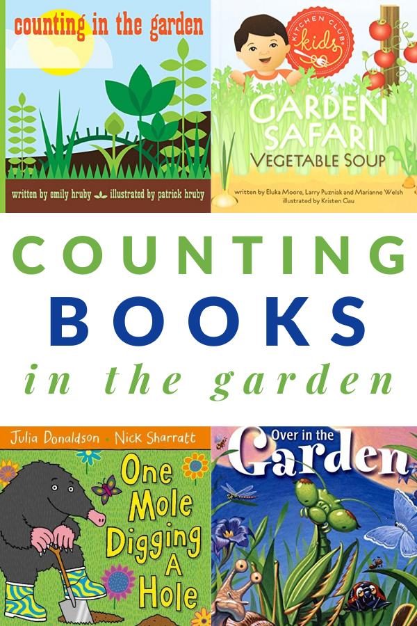 Count In The Garden In 2020 Toddler Books Preschool Books Kids