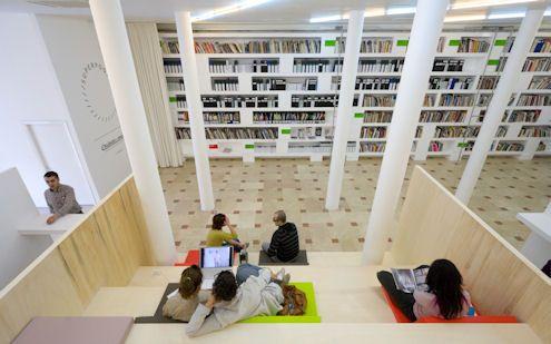Açık Kütüphane_İstiklal/Beyoğlu