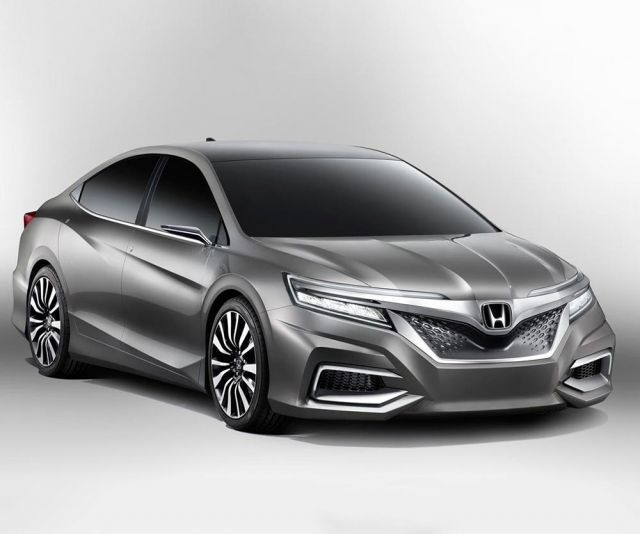 2019 Honda Accord Redesign Rumors