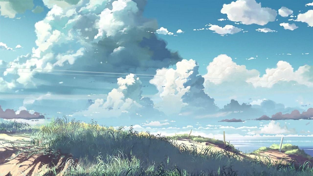 Makoto Shinkai y su espectacular estilo de arte A