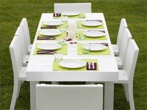 Tavolo Plastica ~ Tavoli da giardino tanti modelli recensiti in legno plastica e