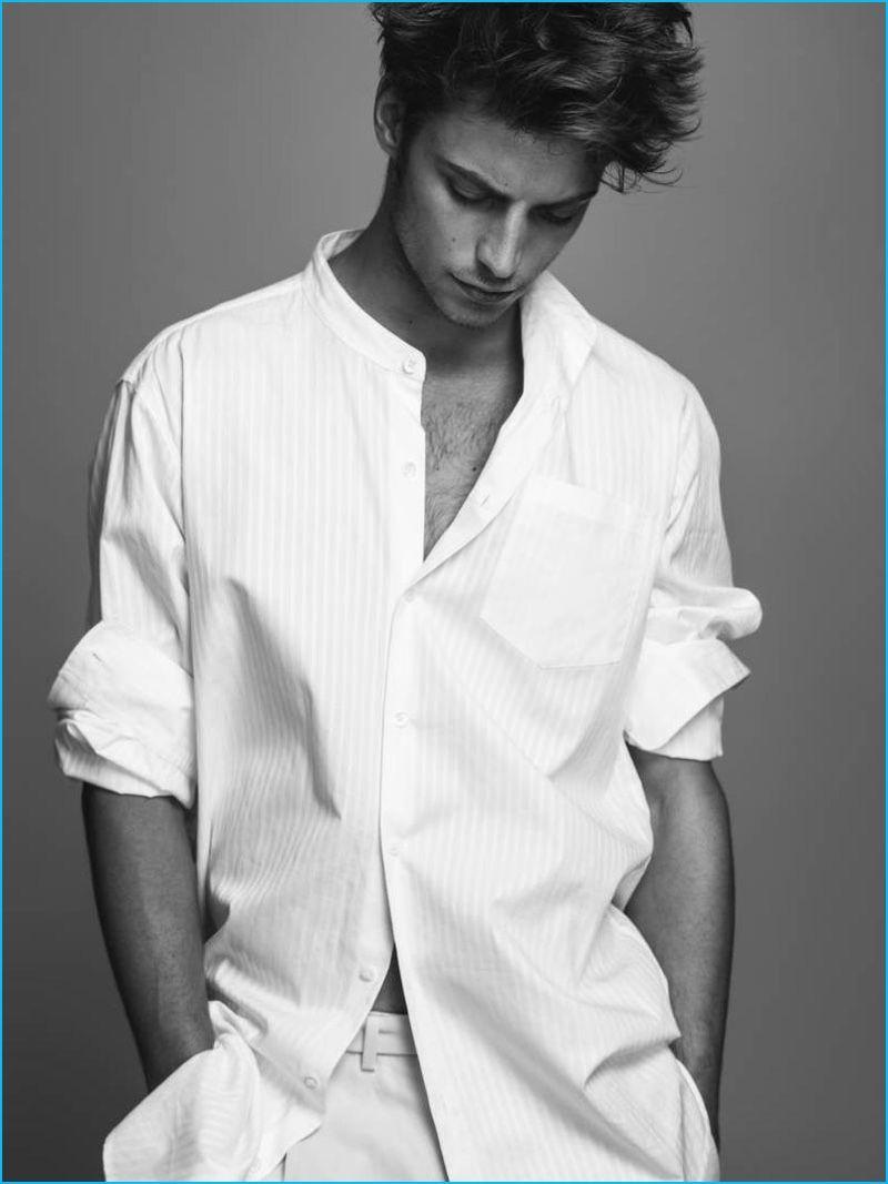 The New Debonair: Da Man Champions White Summer Fashions | Banded ...