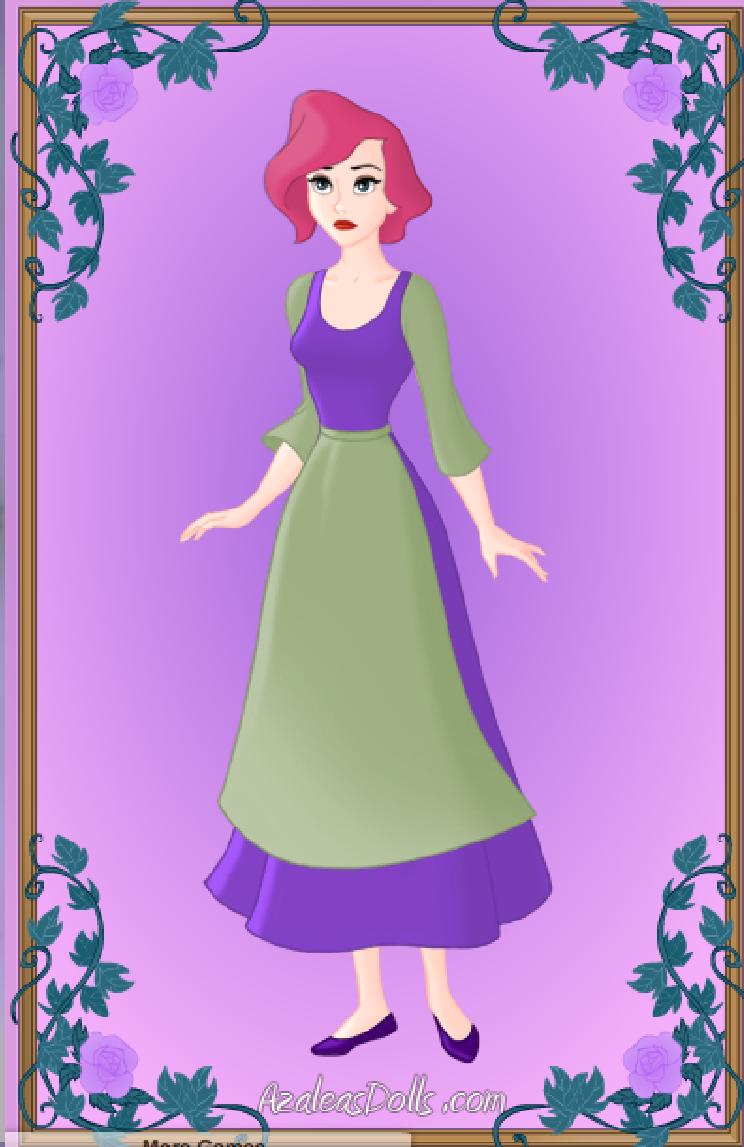 Tecna as Cinderella by WinxGirl34.deviantart.com on @DeviantArt