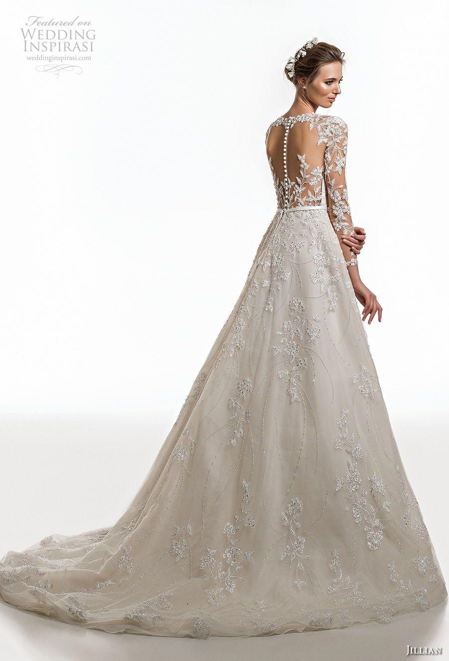 Jillian wedding dresses bella sposa ideas pinterest