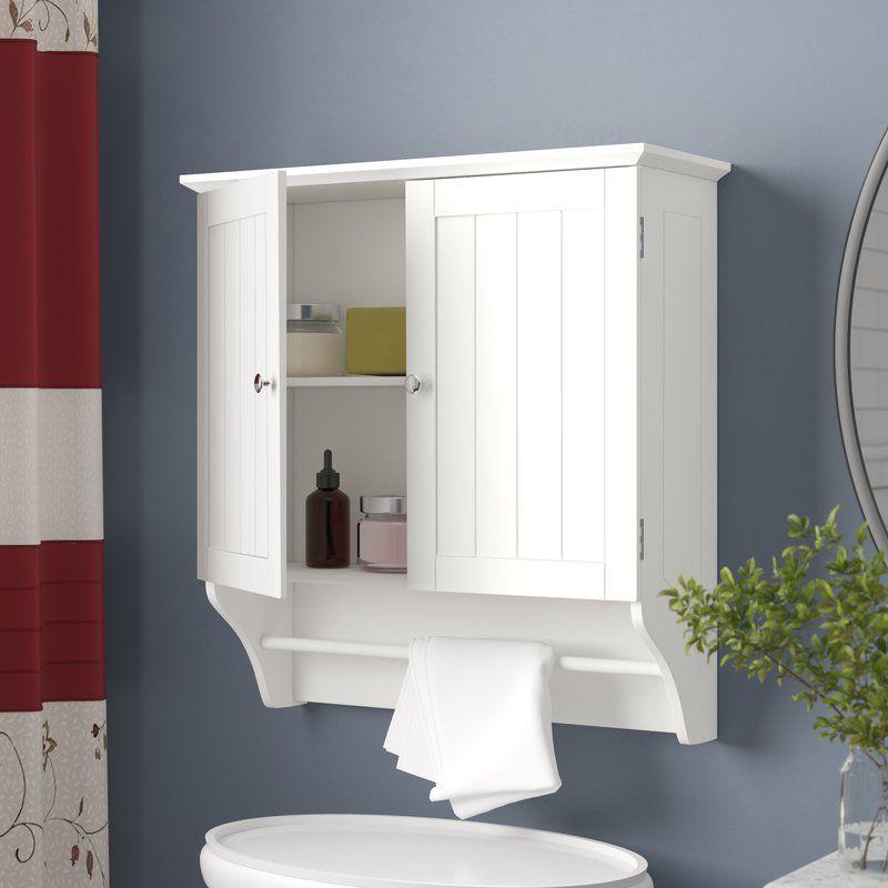 Ashland 24 W X 25 H X 7 D Wall Mounted Bathroom Cabinet Wall Mounted Bathroom Cabinets Wall Mounted Cabinet Bathroom Wall Cabinets