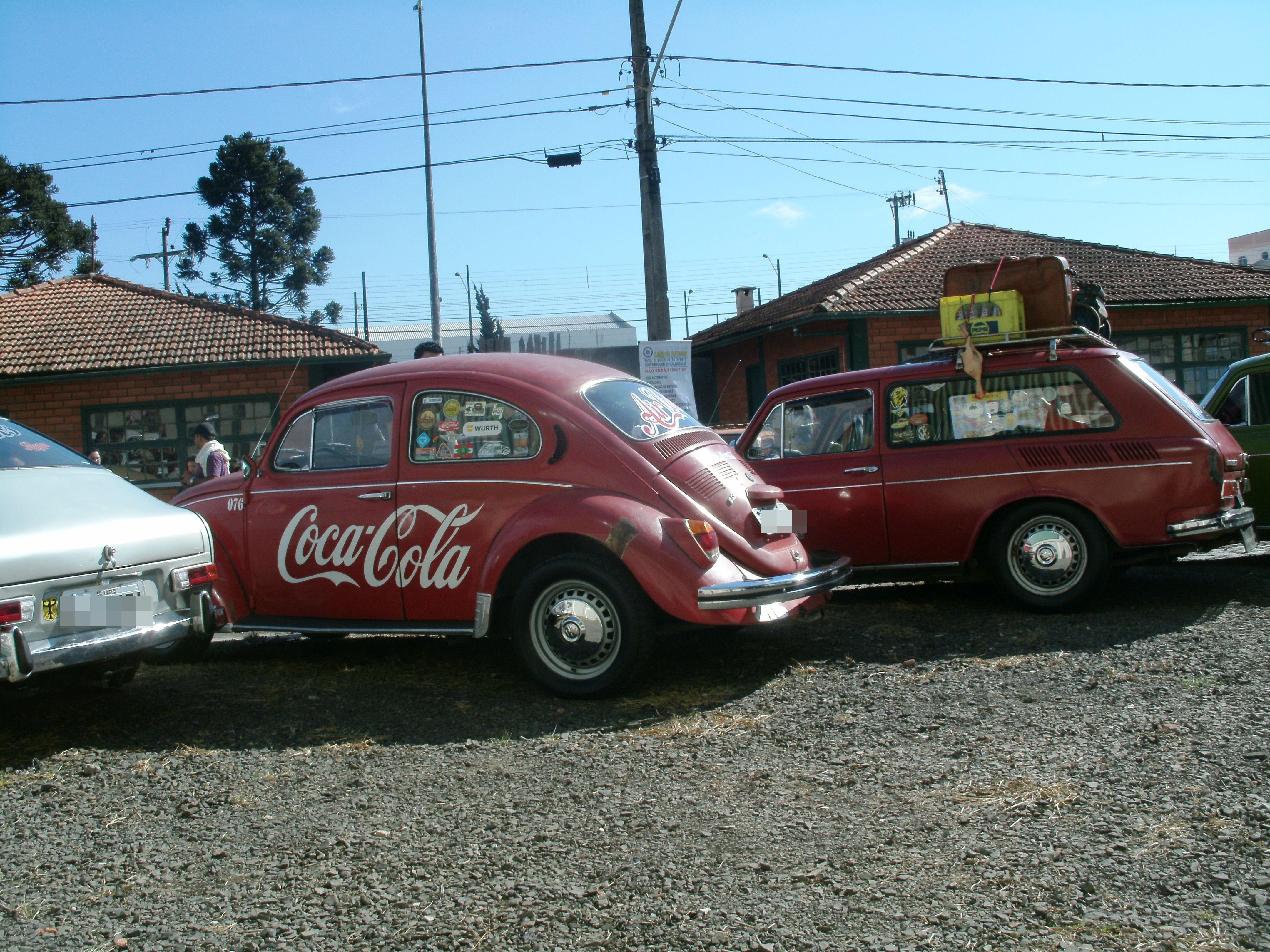 2° encontro de carros antigos de Lages SC 2014