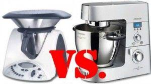 La guerra dei robot da cucina Bimby o Kenwood Cooking chef? | Leisi ...