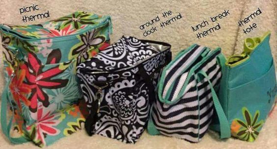 Size Comparison For Thirty One Thermals