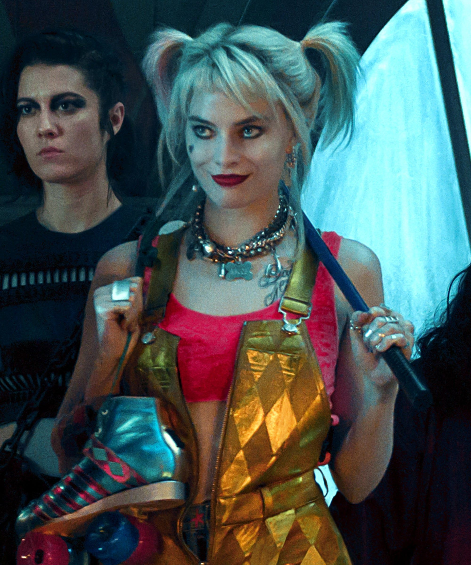 Épinglé sur birds of prey 2020 film streaming vf complet