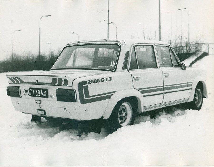 Polski Fiat 125p 2 0 Gtj Samochody Motory Samochody Pojazdy