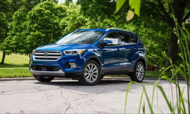 2018 Ford Escape Review Specs Price Changes Colors 2017 Ford