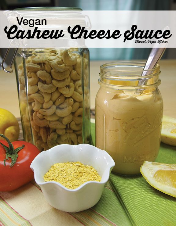 There S No Dairy In This Rich And Creamy Cashew Cheese Sauce The Cheesy Flavor Comes From A Cashew Cheese Sauce Vegan Cashew Cheese Vegan Cashew Cheese Sauce