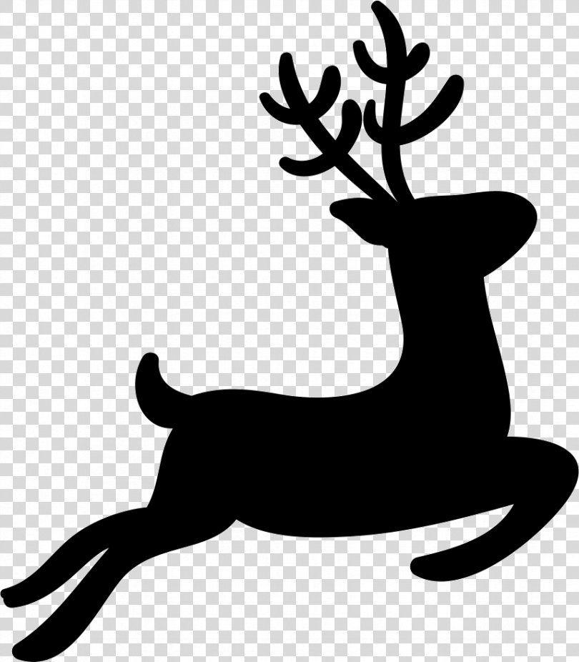 Reindeer Clip Art Reindeer Png Reindeer Antler Artwork Autocad Dxf Black And White Reindeer Silhouette Reindeer Drawing Reindeer Outline