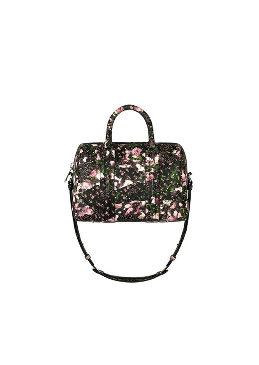 a20a31e597 GIVENCHY MEDIUM LUCREZIA BAG IN ROSES CAMOUFLAGE PRINT NAPPA LEATHER ...
