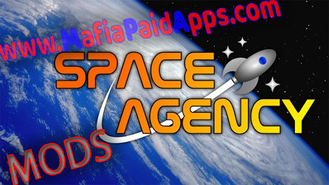 Space Agency 1.8.6 Apk Mod Unlocked for android Space