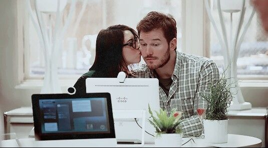 Dating andy dwyer
