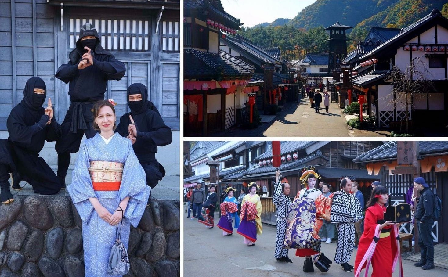 Edo Wonderland Have Fun Exploring The Roots Of Japanese Culture