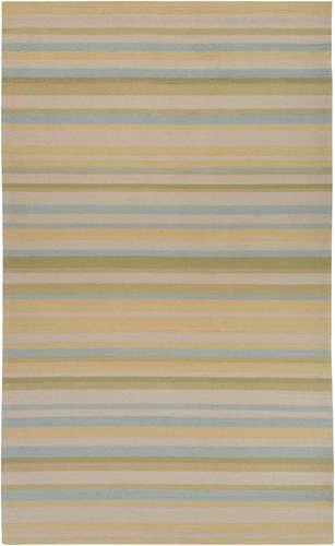 5'x8' Rectangular Pale Yellow Rug By Surya Rain | On Sale at Floors USA | Item No. RAI1062-58