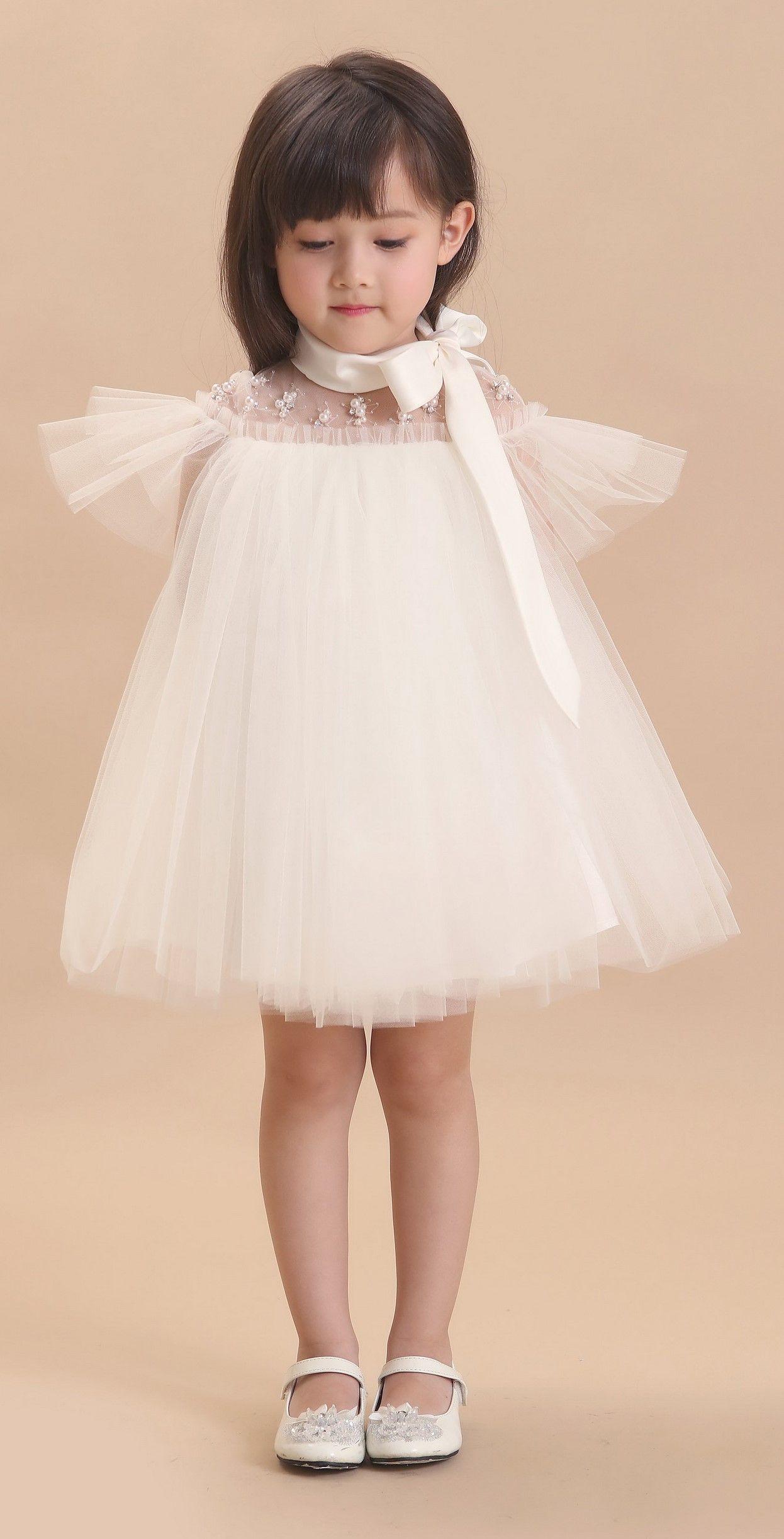 ca2d2a4bb03 DORIAN HO Baby Doll FW 17/18 Oblečení Pro Holčičky, Móda Pro Malé Slečny