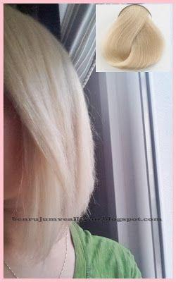 Neva Color 11 Fildisi Sac Boyama Evde Sac Boyama Hair Dye At