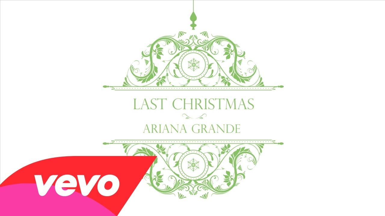 Ariana Grande - Last Christmas (Audio) - YouTube | Music | Pinterest ...