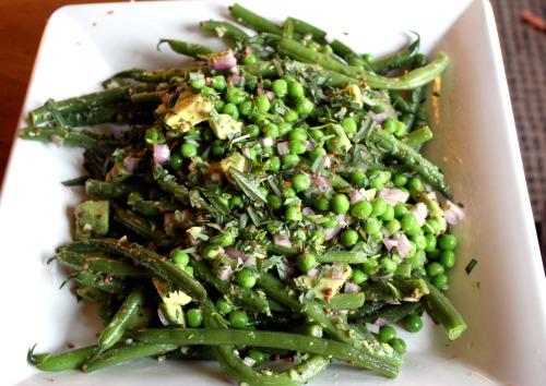 Great Green Bean Salad Recipe