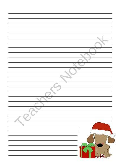 christmas writing pages 20 from funteach on teachersnotebookcom 20 pages