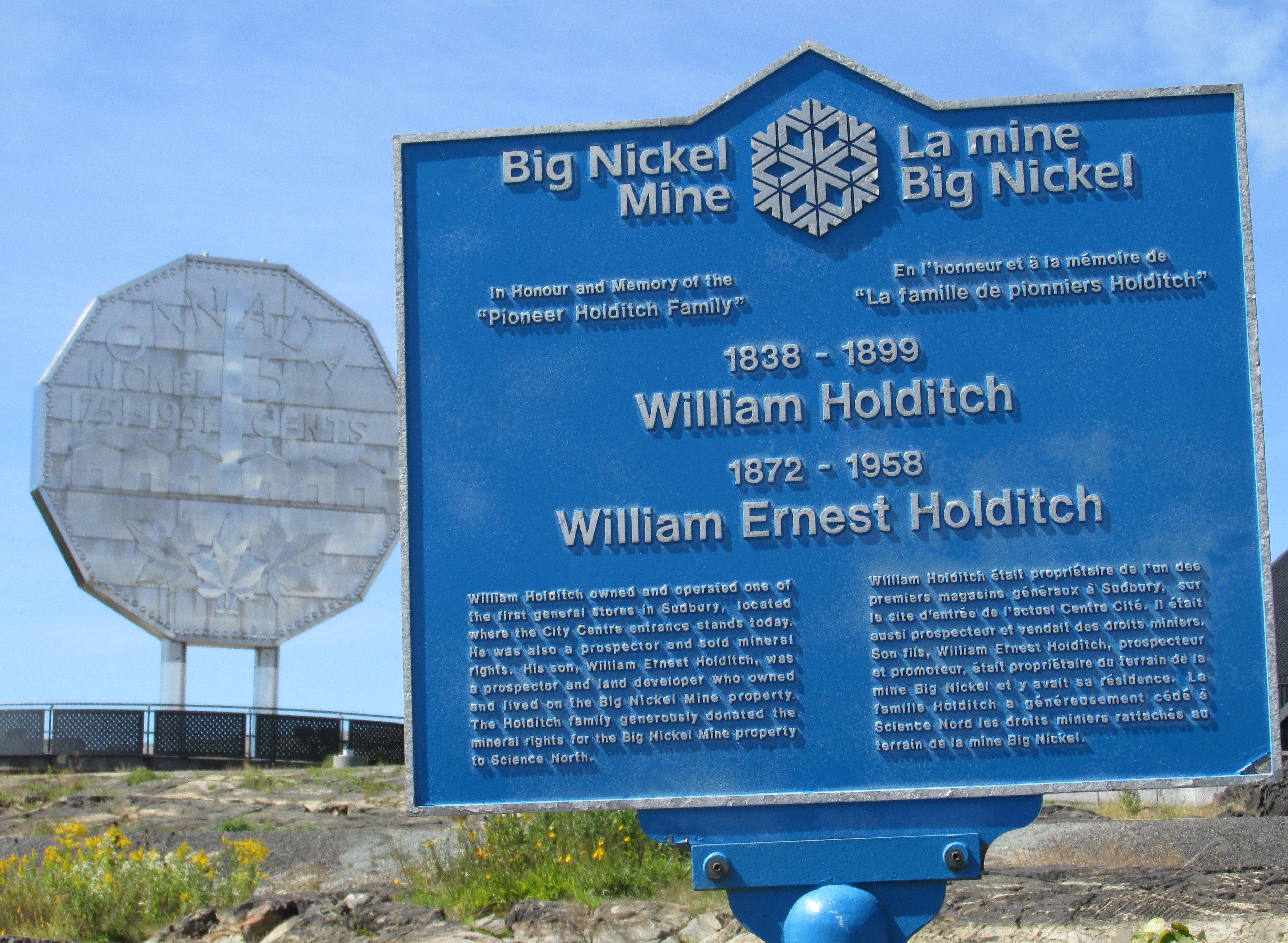 Big Nickel Mine, Sudbury Ontario   Its my life, (its now or never ...