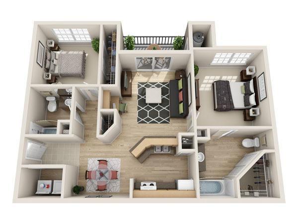 Affordable 1 2 3 Bedroom Apartments In San Antonio Tx Salado Springs Apartments In 2019 San Antonio Apartments San Antonio 3 Bedroom Apartment