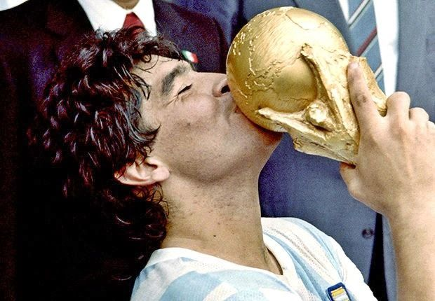 Suck it, and keep sucking - How Maradona blew Messis