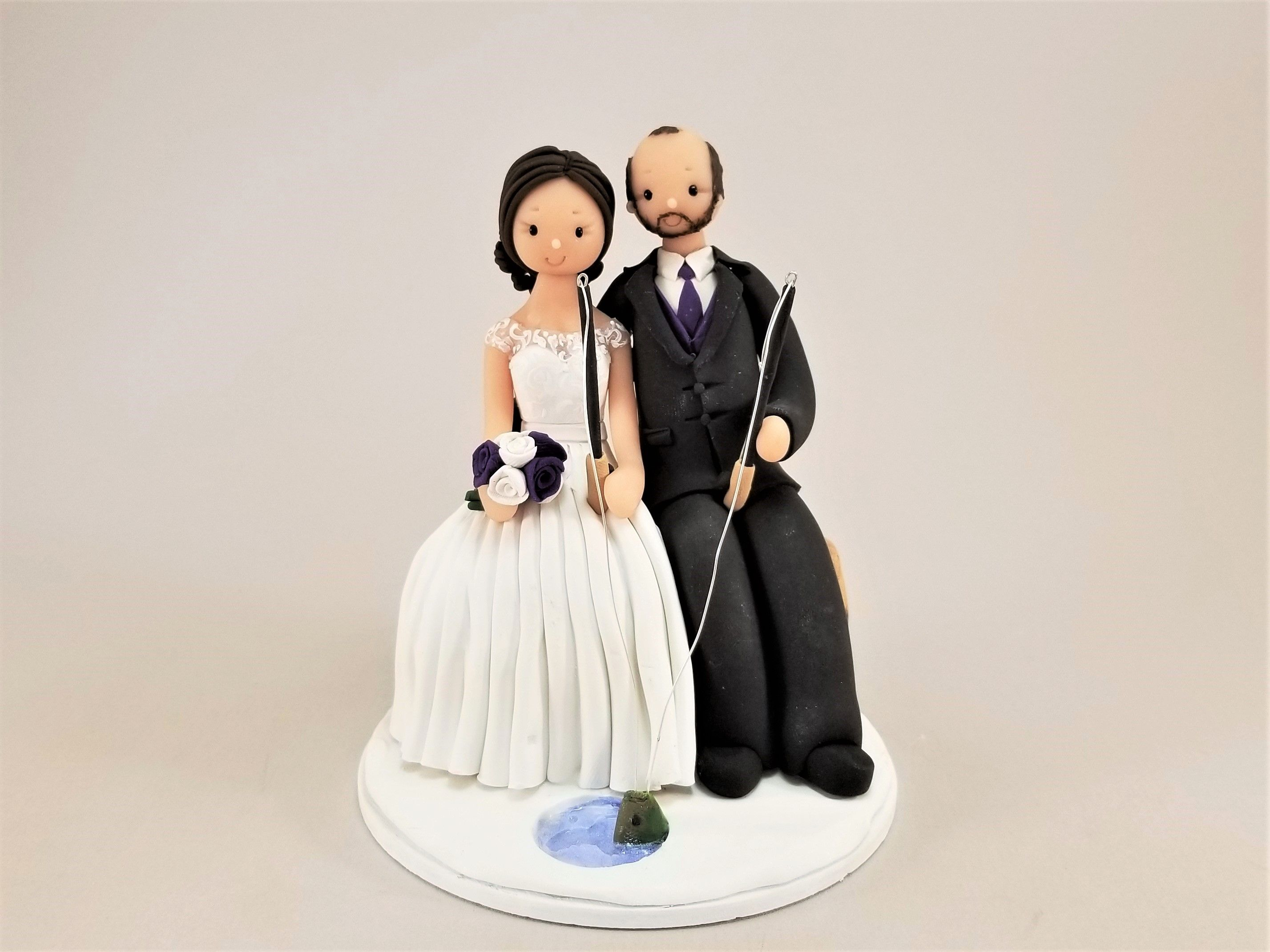 16++ Bass fishing wedding cake toppers ideas in 2021