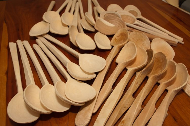 Bulk Batches Things Projects Wooden Spoons Spoon Collection Spoon