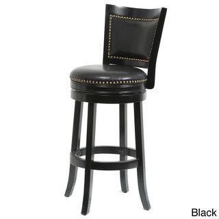 Bristol 29-inch Swivel Stool   Overstock.com Shopping - Great Deals on Bar Stools